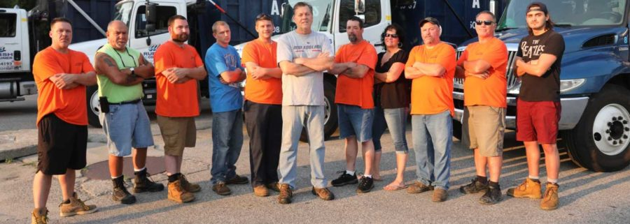 Als Rubbish the trash removal professionals in the Worcester MA area