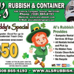 Als Rubbish March 2021 special
