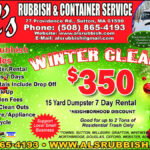Al's Rubbish winter 2020 special
